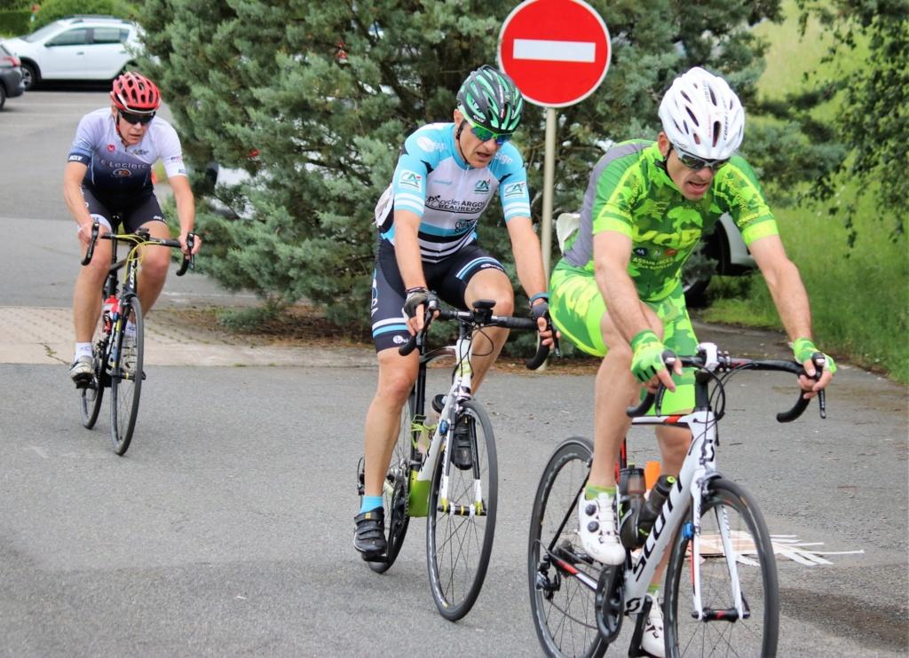 Course de Monsols (La Monsourdie) : 2ème en FSGT4 Ph212