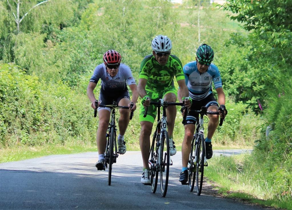 Course de Monsols (La Monsourdie) : 2ème en FSGT4 Ph410