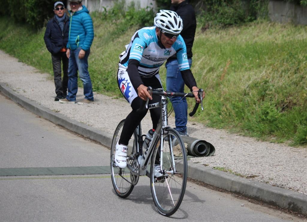 Championnat FSGT Rhône à Tramoyes le 5 mai S510