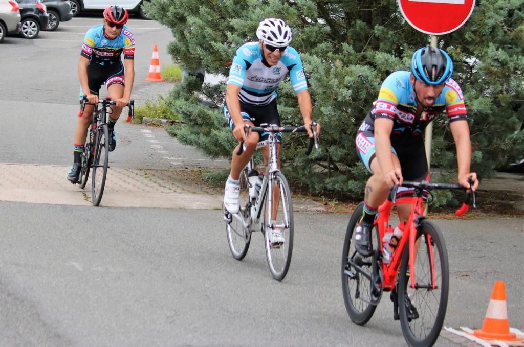 Course de Monsols (La Monsourdie) : 2ème en FSGT4 Se111