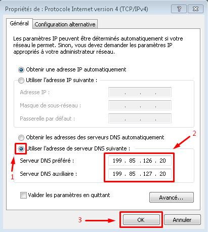 طريقة منع المواقع الفاسدة بدون برامج عن طريق موقع Norton ConnectSafe  Screen29