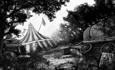 Le Cirque Illuminatoire Imaginaire désaffecté