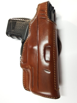 """HOLSTER CUIR pour """"WALTHER"""" by SLYE Dscf1125"""