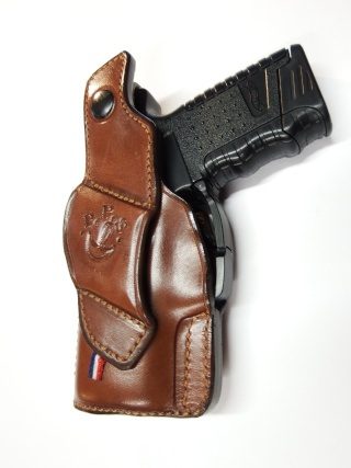 """HOLSTER CUIR pour """"WALTHER"""" by SLYE Dscf1126"""