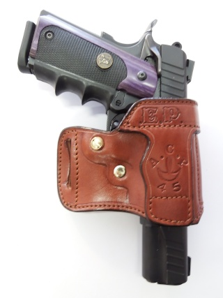 "HOLSTER AMBIDEXTRE : le ""PRACTIC"" by SLYE Dscf1137"