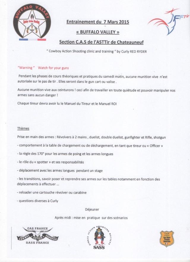 """UNE JOURNEE BIEN REMPLIE à """"BUFFALO VALLEY"""" by SLYE Progra10"""