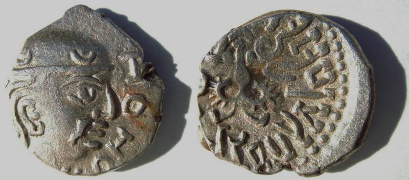 imitation d'une Satrape au nom du roi Kumaragupta I Satrap10