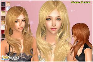 Женские прически (длинные волосы) Donate10