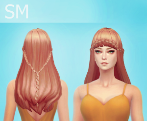 Женские прически (длинные волосы) - Страница 3 Image118