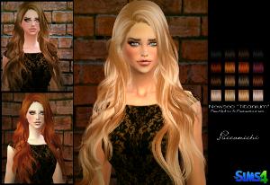 Женские прически (длинные волосы) - Страница 3 Image132