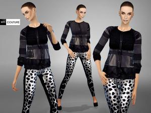Повседневная одежда (топы, рубашки, свитера) - Страница 4 Image153