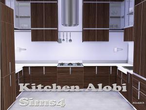 Кухни, столовые (модерн) Image210