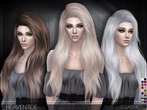 Женские прически (длинные волосы) - Страница 4 Image218