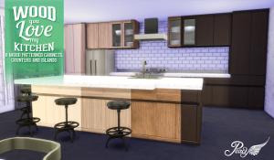 Кухни, столовые (модерн) Image249