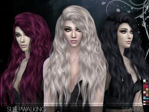Женские прически (длинные волосы) - Страница 4 Image322