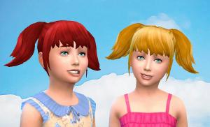 Детские прически Image357