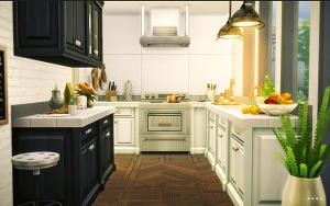Кухни, столовые (модерн) Image380