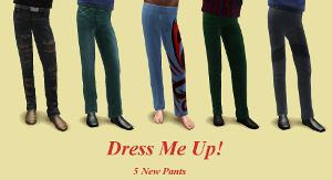 Повседневная одежда (брюки, шорты) - Страница 5 Image389