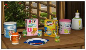 Различные объекты для детей - Страница 6 Image394