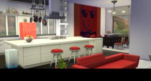 Кухни, столовые (готовые комнаты) Image404