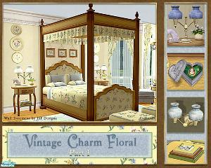Спальни, кровати (деревенский стиль) - Страница 6 Image408