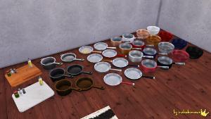 Декоративные объекты для кухни Image433
