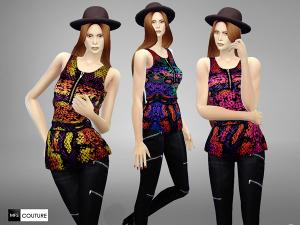 Повседневная одежда (топы, рубашки, свитера) - Страница 5 Image437