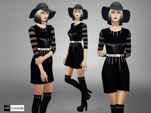 Повседневная одежда (платья, туники)  Image490