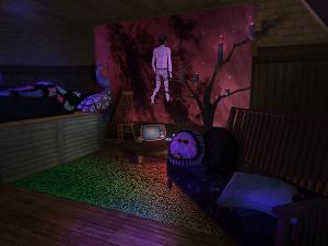 Спальни, кровати (деревенский стиль) - Страница 6 Image512