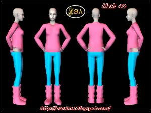 Мэши (одежда и составляющие) - Страница 10 Image587