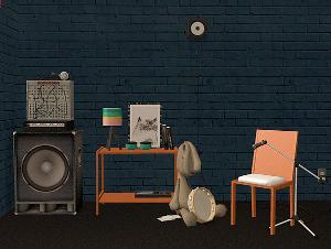 Музыкальные объекты (инструменты, радио, DJ-пульты и пр.) - Страница 4 Image593