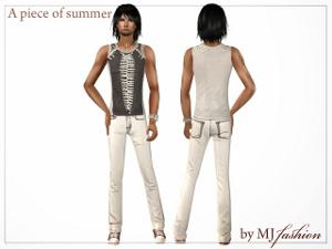 Повседневная одежда - Страница 35 Image610