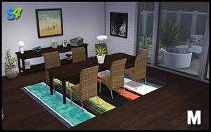Кухни, столовые (модерн) - Страница 2 Image732