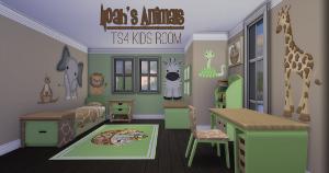 Комнаты для детей и подростков      Image792