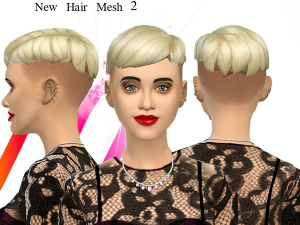 Женские прически (короткие волосы) - Страница 2 Image_17