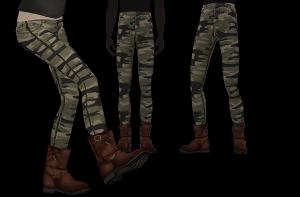 Повседневная одежда (юбки, брюки, шорты) - Страница 4 Image_50