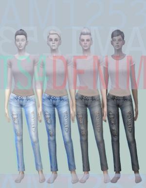 Повседневная одежда (юбки, брюки, шорты) - Страница 2 Image_88