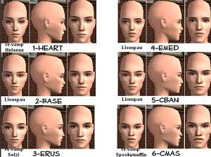 Скинтоны, лица, симы - Страница 3 Image_90