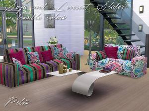 Гостиные, диваны (модерн) Image_99