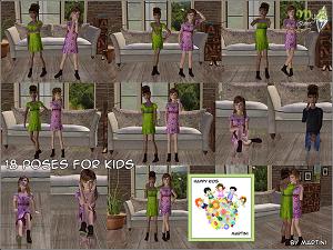 Позы с детьми - Страница 3 Lightu59