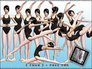 Танцевальные позы - Страница 2 Lightu66
