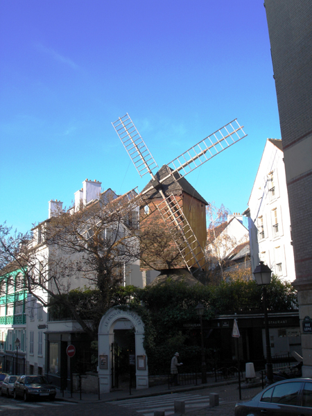 rue chanson - Une rue ... une chanson Moulin11