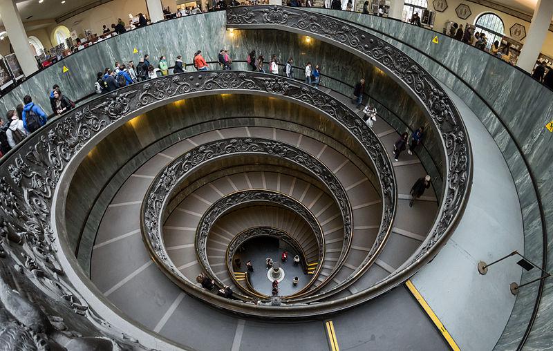 Les escaliers du monde (sujet participatif) Vatica10