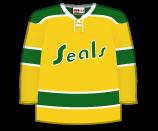California Golden Seals 61510