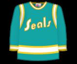 California Golden Seals 61710