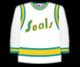 California Golden Seals 61810