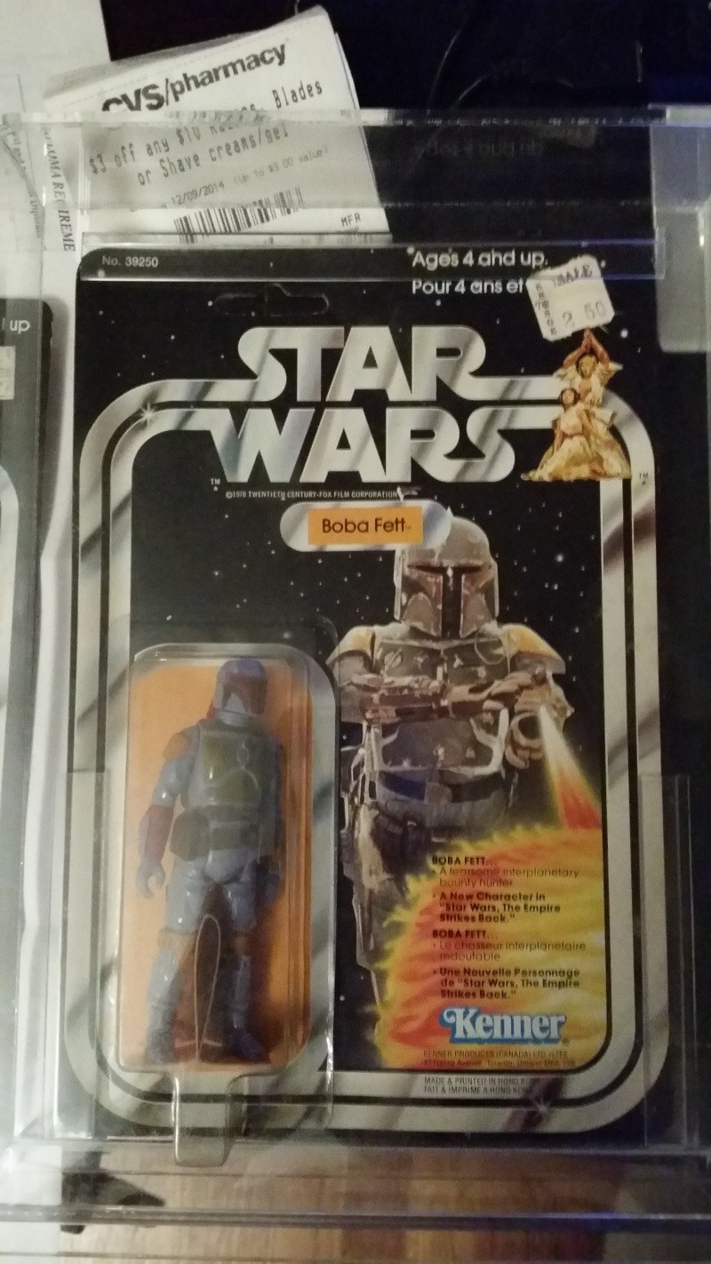 Your top pick! Fave Purchase of 2014... Fett10