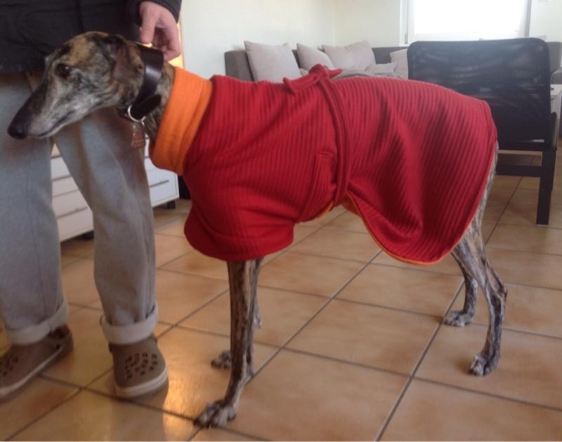 Je cherche du matériel pour faire des manteaux pour donner en Espagne quand ils seront fait Image-12