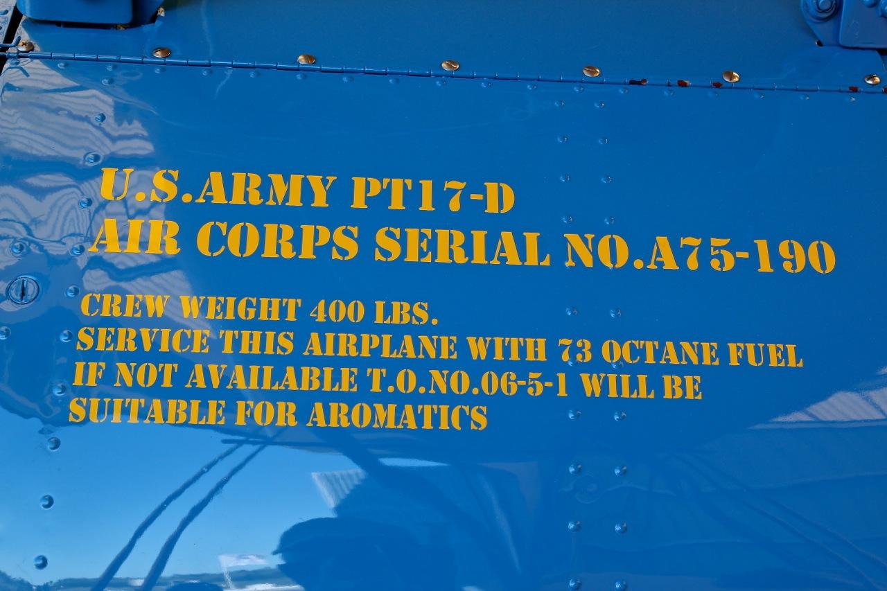 En PT-17 au dessus du bassin d'ARCACHON  . Img_4311