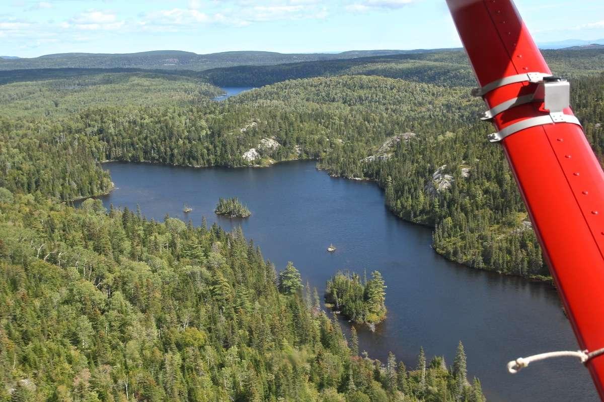 En D.H.C. Beaver au dessus du Québec.  FIN le 05/03/2015 - Page 3 Img_5031